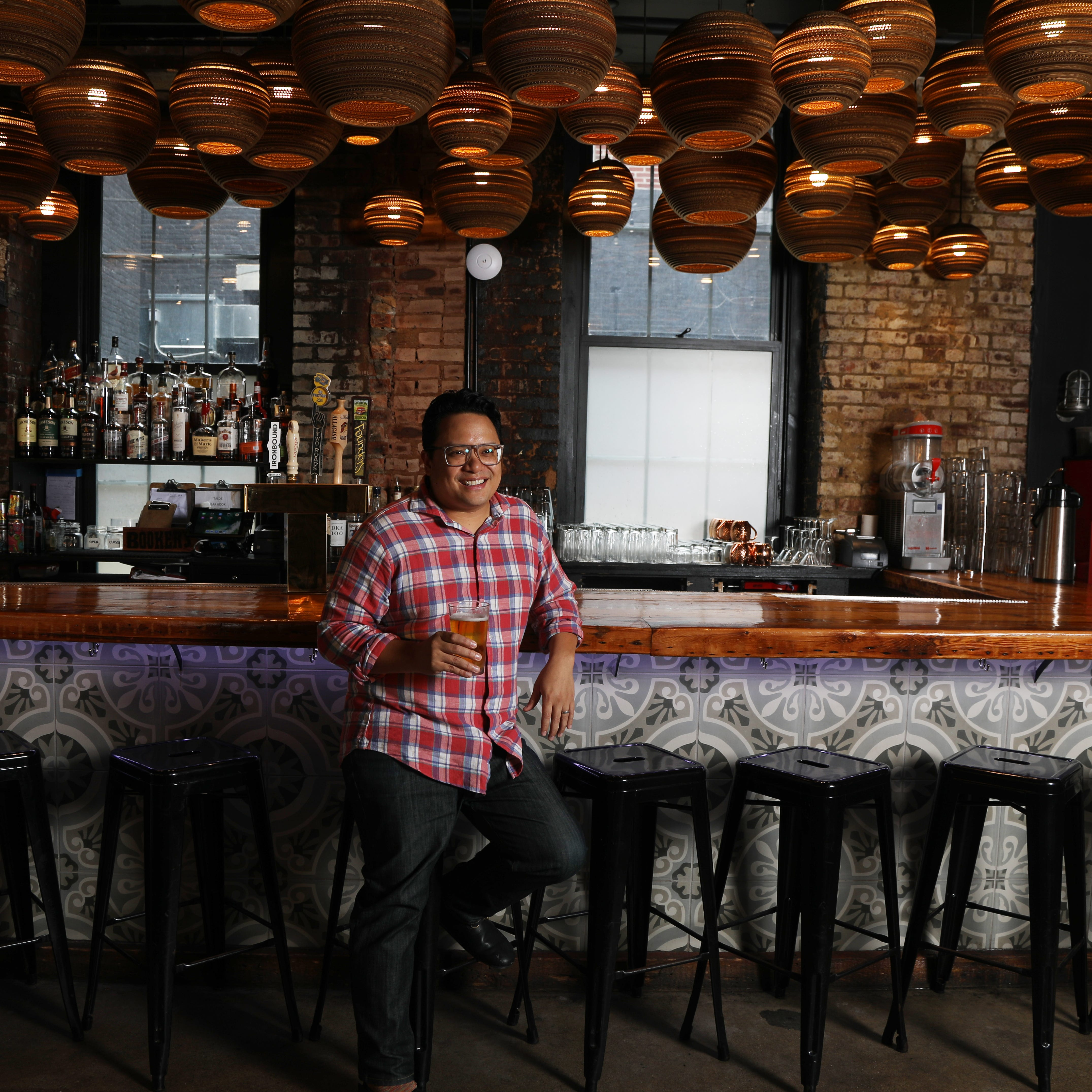 Celebrity chef Dale Talde is determined to redefine Asian-American cuisine