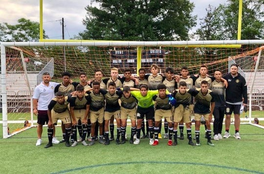 The Paramus Catholic boys soccer team started 2-2 under new coach Gregory Pompei.