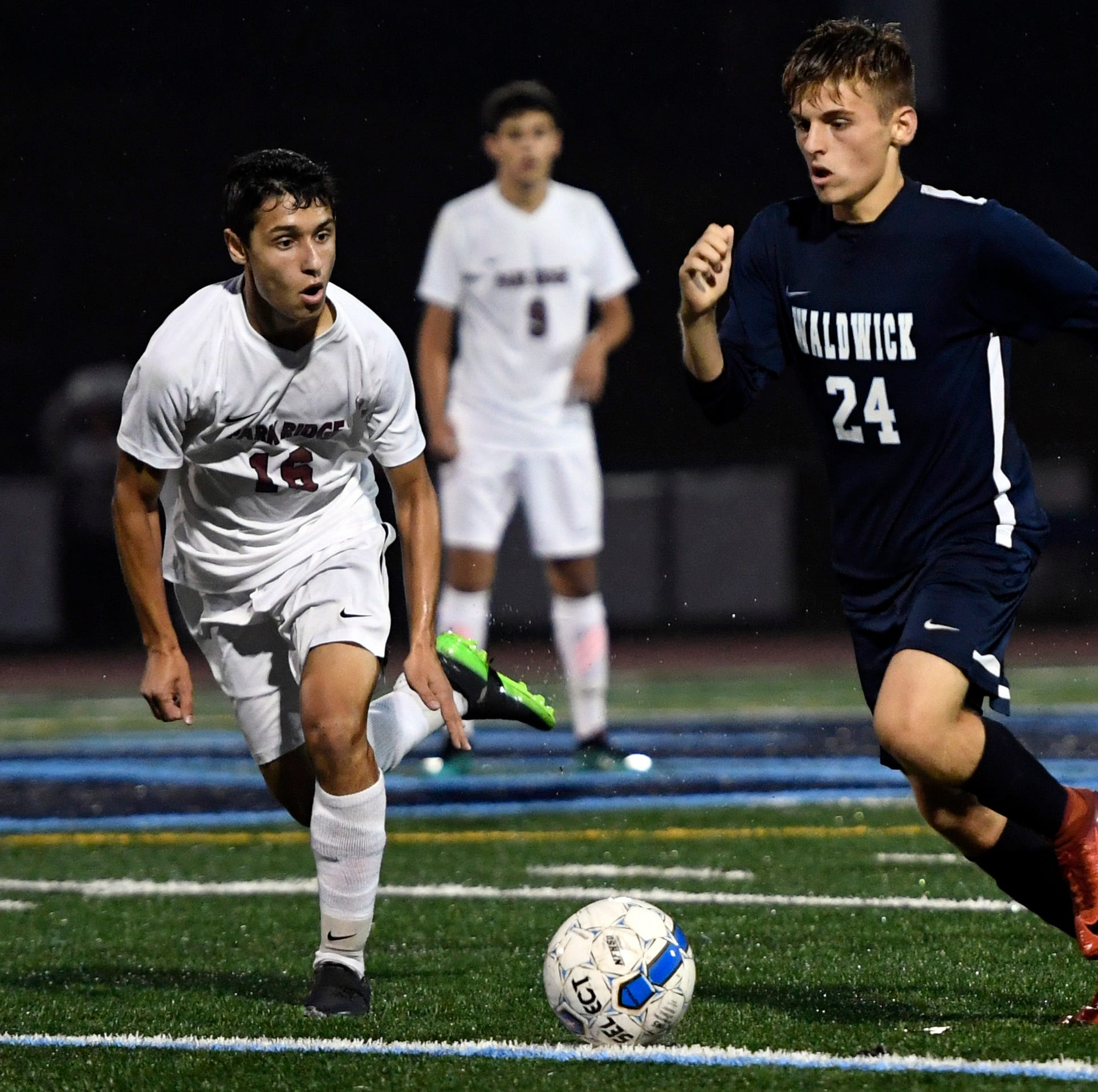 Bergen County boys soccer tournament: Results from the quarterfinals