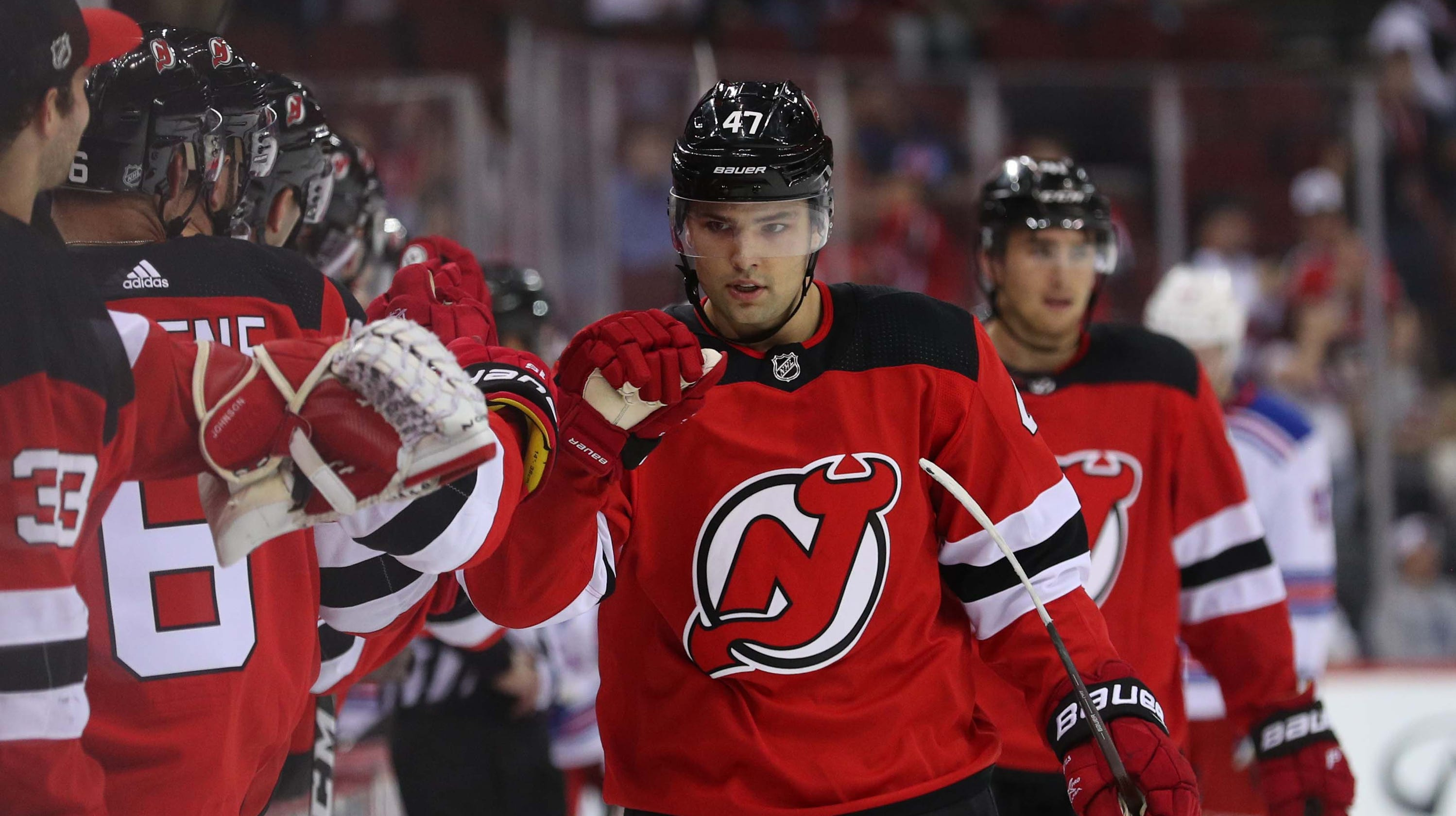 a84ce85b4 What NJ Devils  John Quenneville needs to prove in NHL