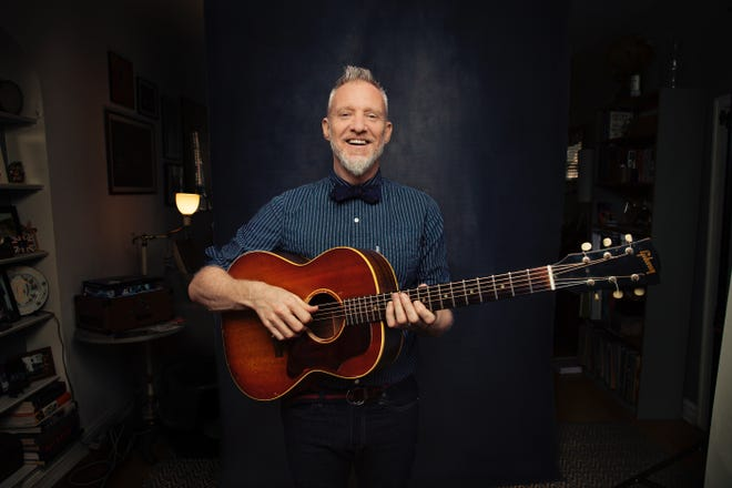 """""""You can hear how diverse this record is,"""" said Chris Barron of """"Angels and One-Armed Jugglers,"""" which was released last year"""