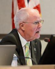 District  4 Councilor Jack Eakman