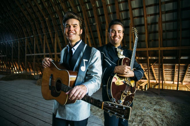 The Malpass Brothers will perform Oct. 7 in the first concert of the season for the GCCCA.