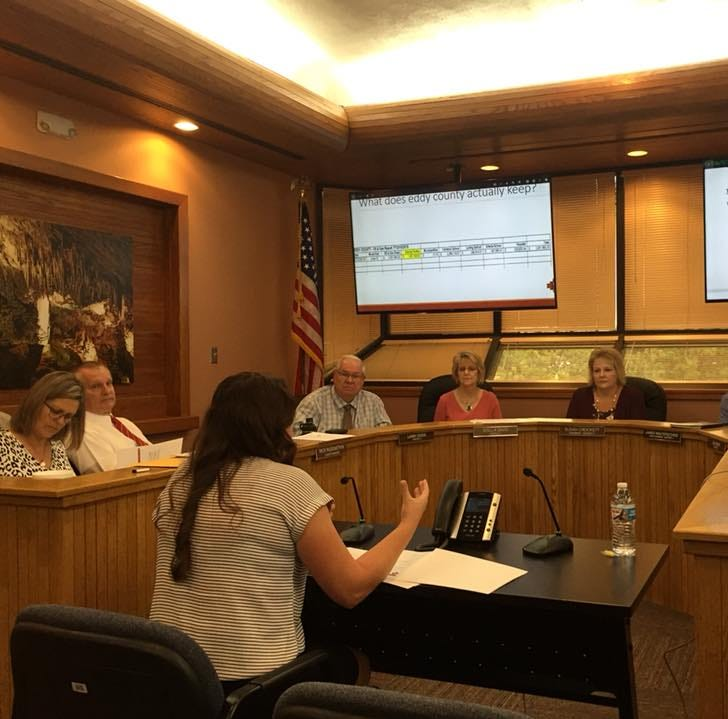 Eddy County Commission approves employee pay raise
