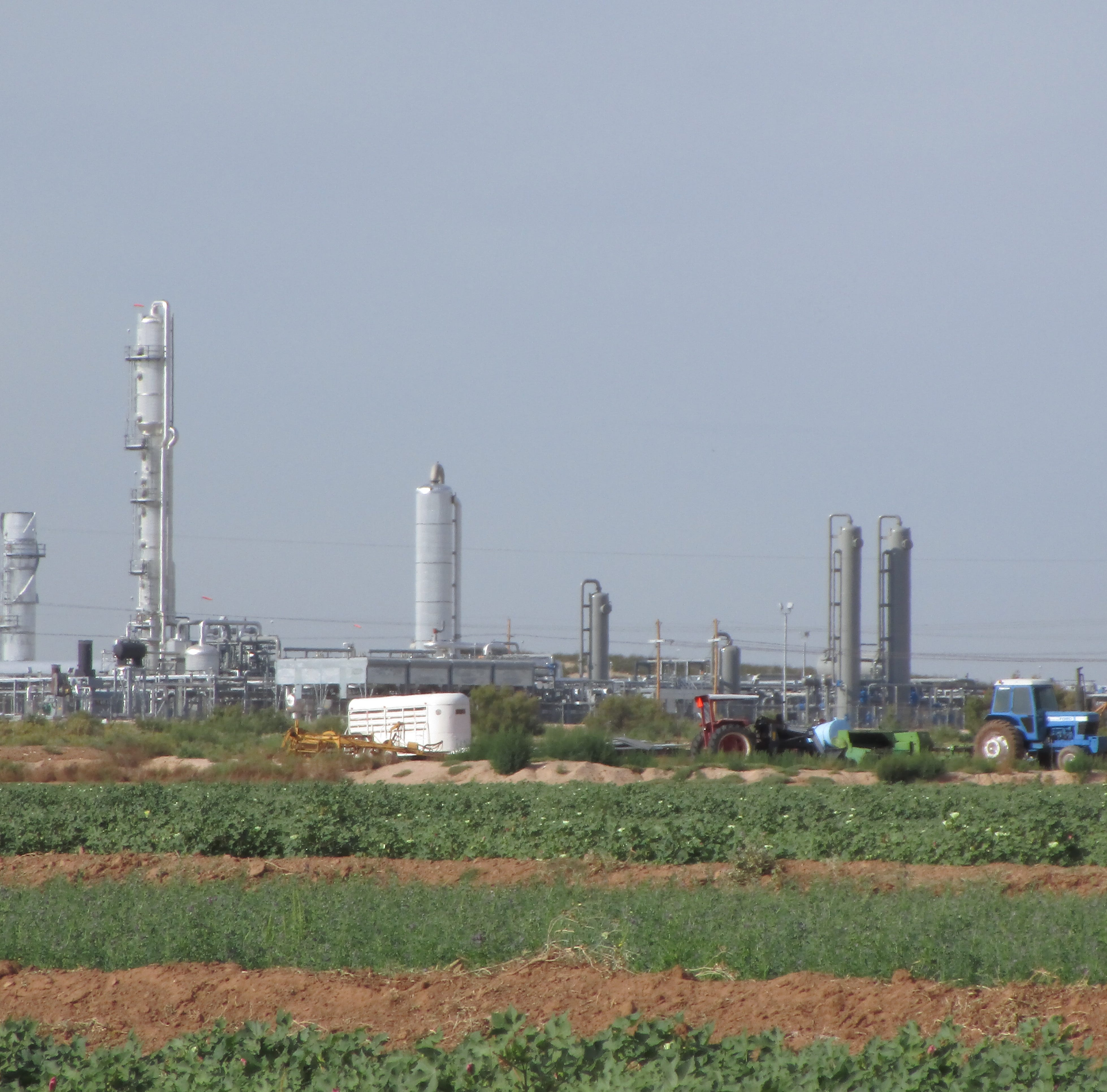 Permian oil and gas companies look to mitigate water waste from fracking