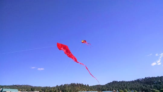Kites will swirl and spin at the 2018 Ruidoso Kite Festival Sept. 22-23 at White Mountain Sports Complex.