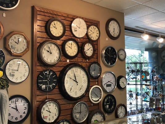 Miller Clocks