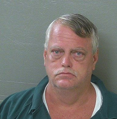 Pensacola man accused of stealing money from hospitalized, elderly victim
