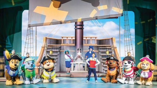 "Parents, your kids are going to love this news: PAW Patrol Live! is bringing ""The Great Pirate Adventure"" to Phoenix."