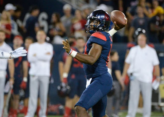 Ncaa Football Southern Utah At Arizona