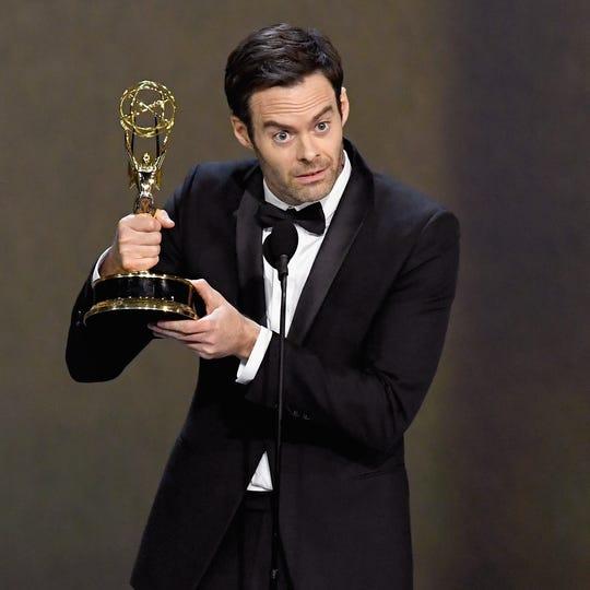 Bill Hader fue el ganador del Emmy a Mejor Actor en una Serie de Comedia.