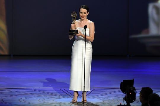 Claire Foy se convirtió en la ganadora del Emmy a Mejor Actriz en una Serie de Drama.