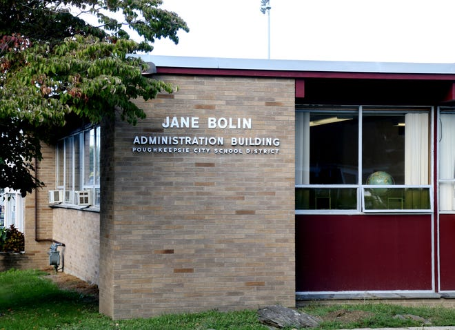 The Poughkeepsie City School District Jane Bolin Administration Building on September 18, 2018.