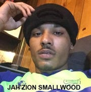 Jah'zion Smallwood. Photo courtesy of West York Police.
