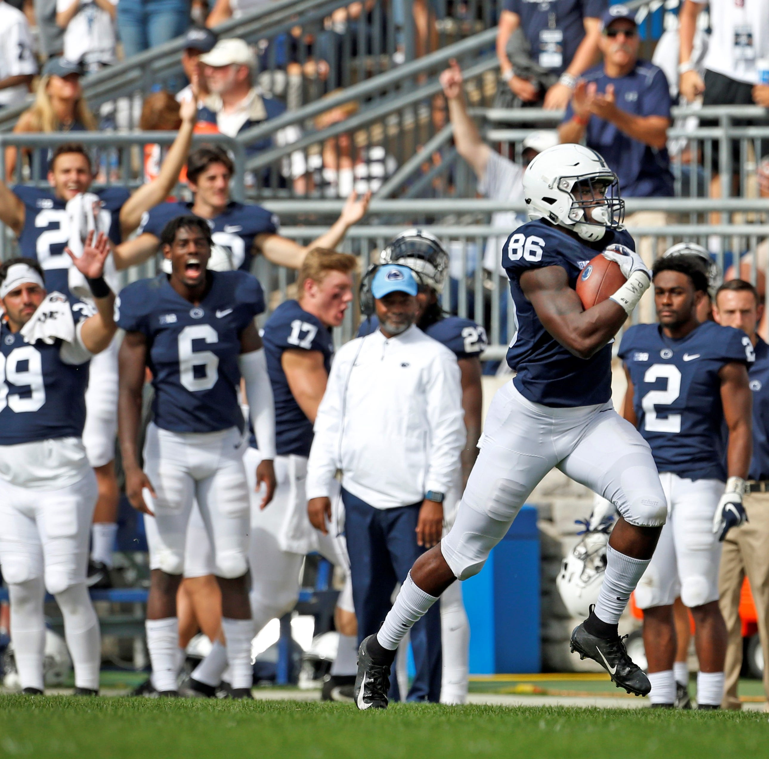 Penn State's redshirt strategy develops in Saturday's blowout victory over Kent State