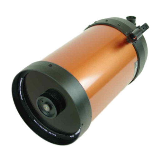 Police are searching for an orange 8-inch Celestron C8 SCT Optical tube assembly. Photo courtesy of Northeastern Regional Police.