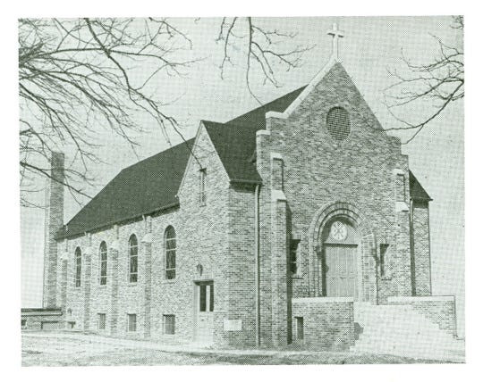 The second Greek Church opened in 1951 at 249 E. South St., between Queen and Pine streets.