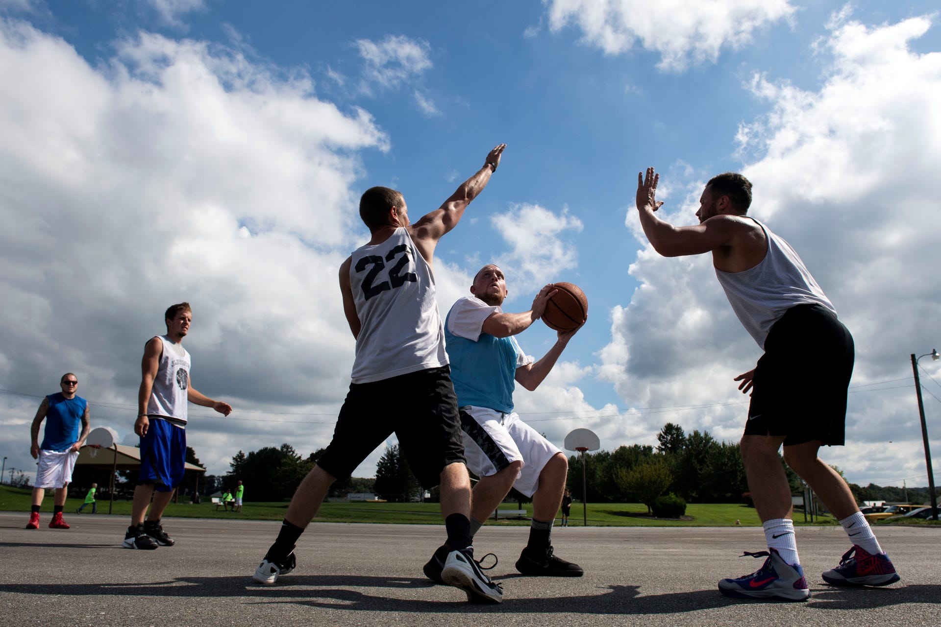 Photos: 3-on-3 tournament honors Red Rose shooting victim