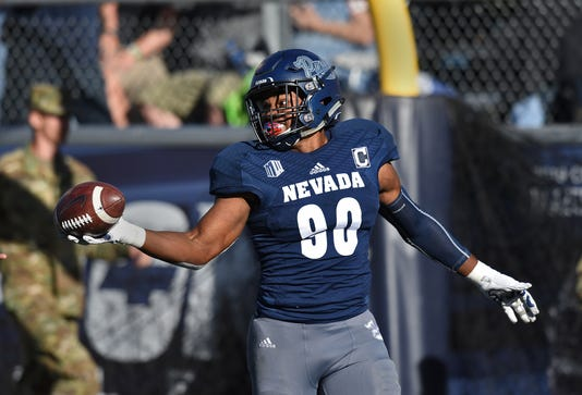 Nevada Vs Oregon State 20