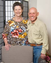 Edward and Janie Chisum have been married 58 years.