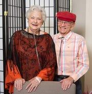 Bill and Gloria Schmidt have been married 61 years.