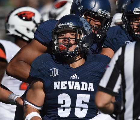 Nevada Vs Oregon State 6