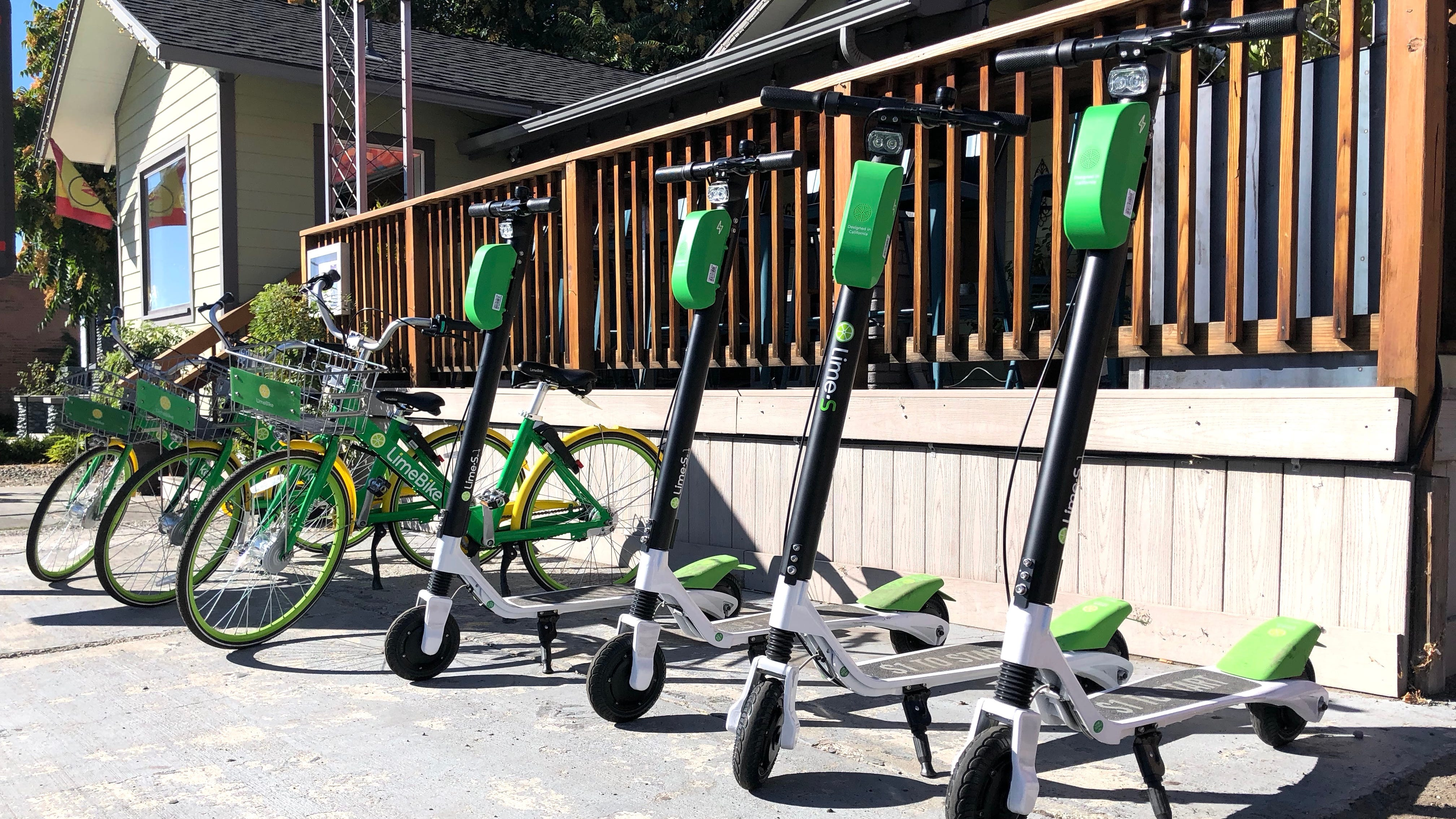 UNR, Sparks, Reno blindsided by Lime Scooter launch — Reno sends cease and desist