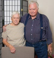 Lavern and Norma Proctor have been married 61 years.
