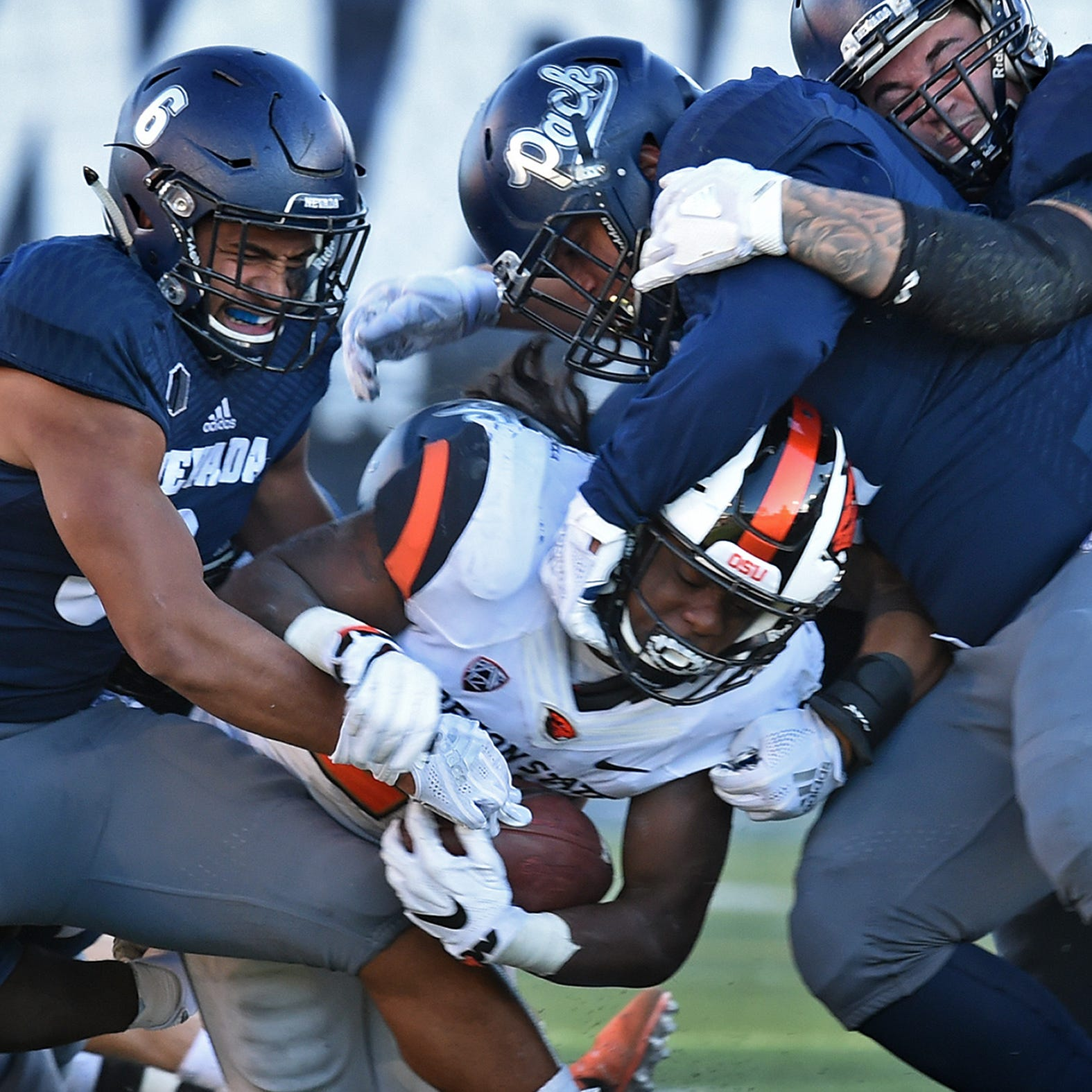 Coming off big Oregon State win, it's 'on to the next page' for Wolf Pack
