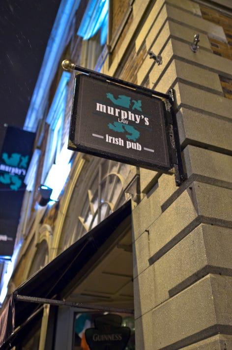 Murphy's Law Rochester
