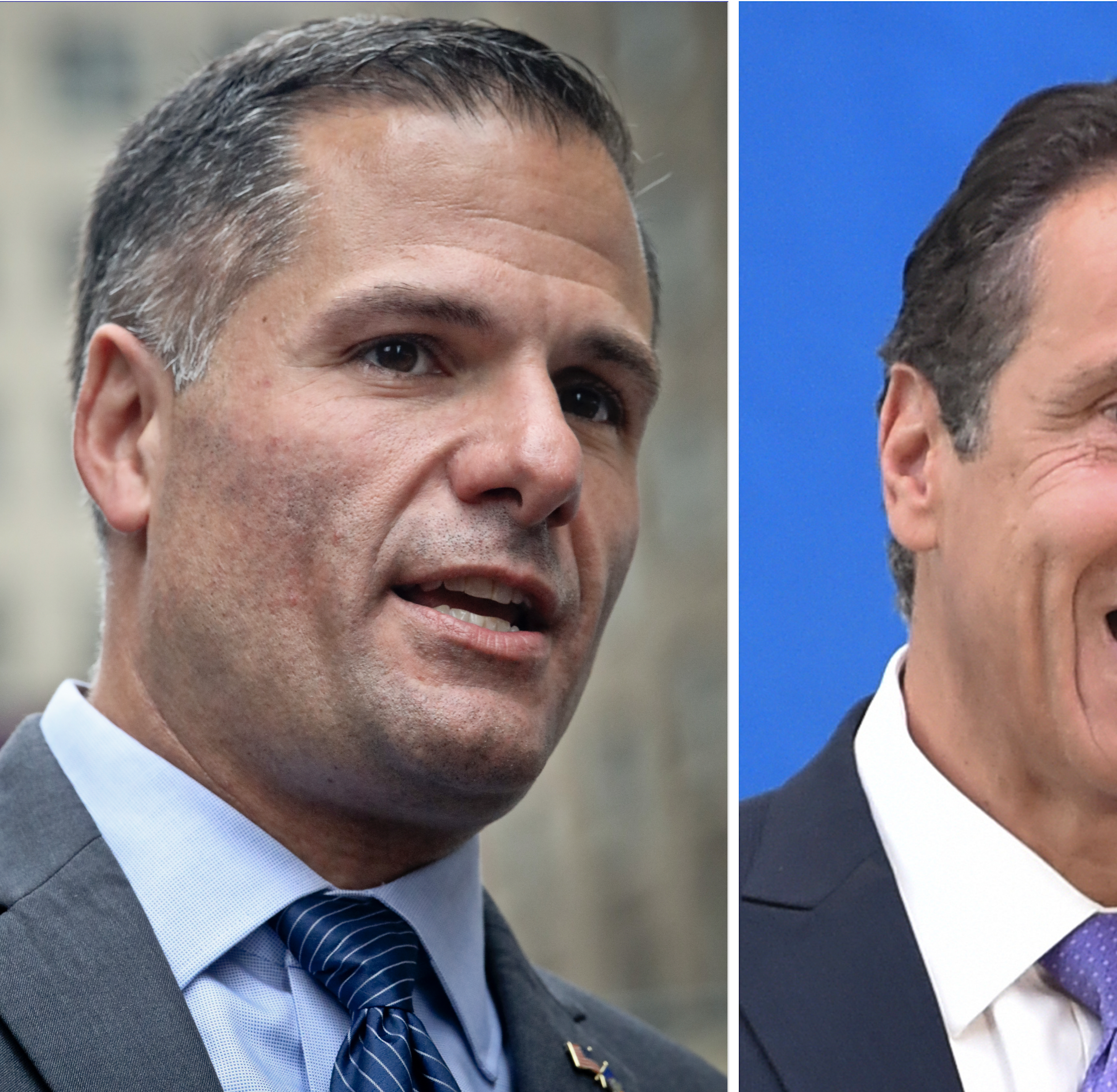 Cuomo accepts last-minute radio debate; Molinaro calls it a 'staged fraud'