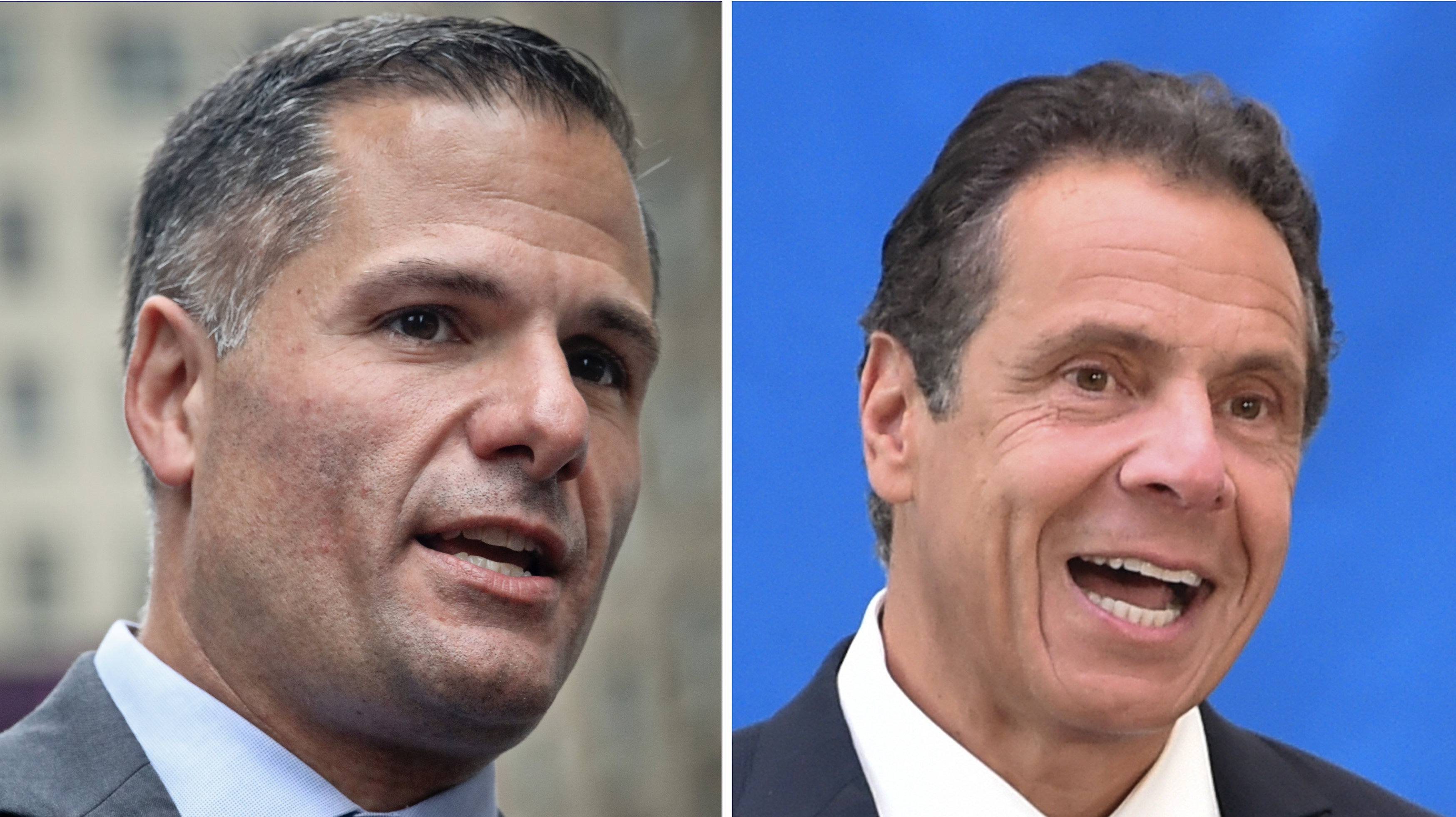Time to debate? Signals point toward Molinaro-Cuomo clash before Election Day