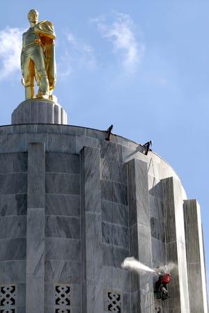 Oregon State Capitol.