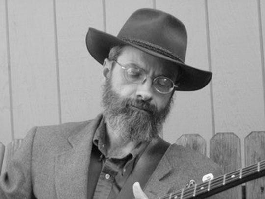 Bill Jolliff will provide a bluegrass concert at the Westminster Peace Fair on Saturday, Sept. 22.