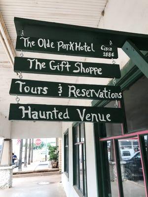 Olde Park Hotel