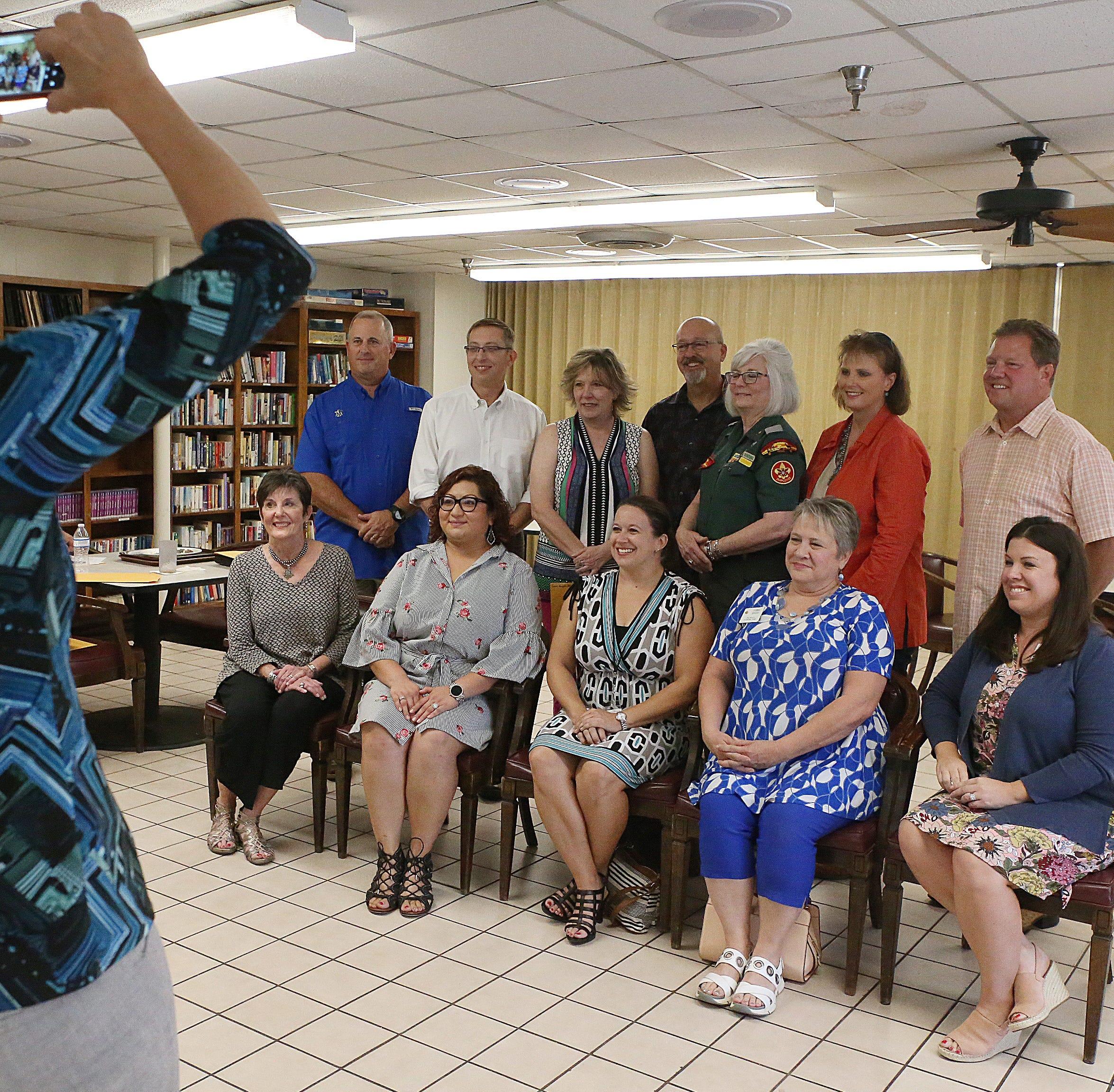 San Angelo Kiwanis Club awards 12 organizations with $9,200 in grants