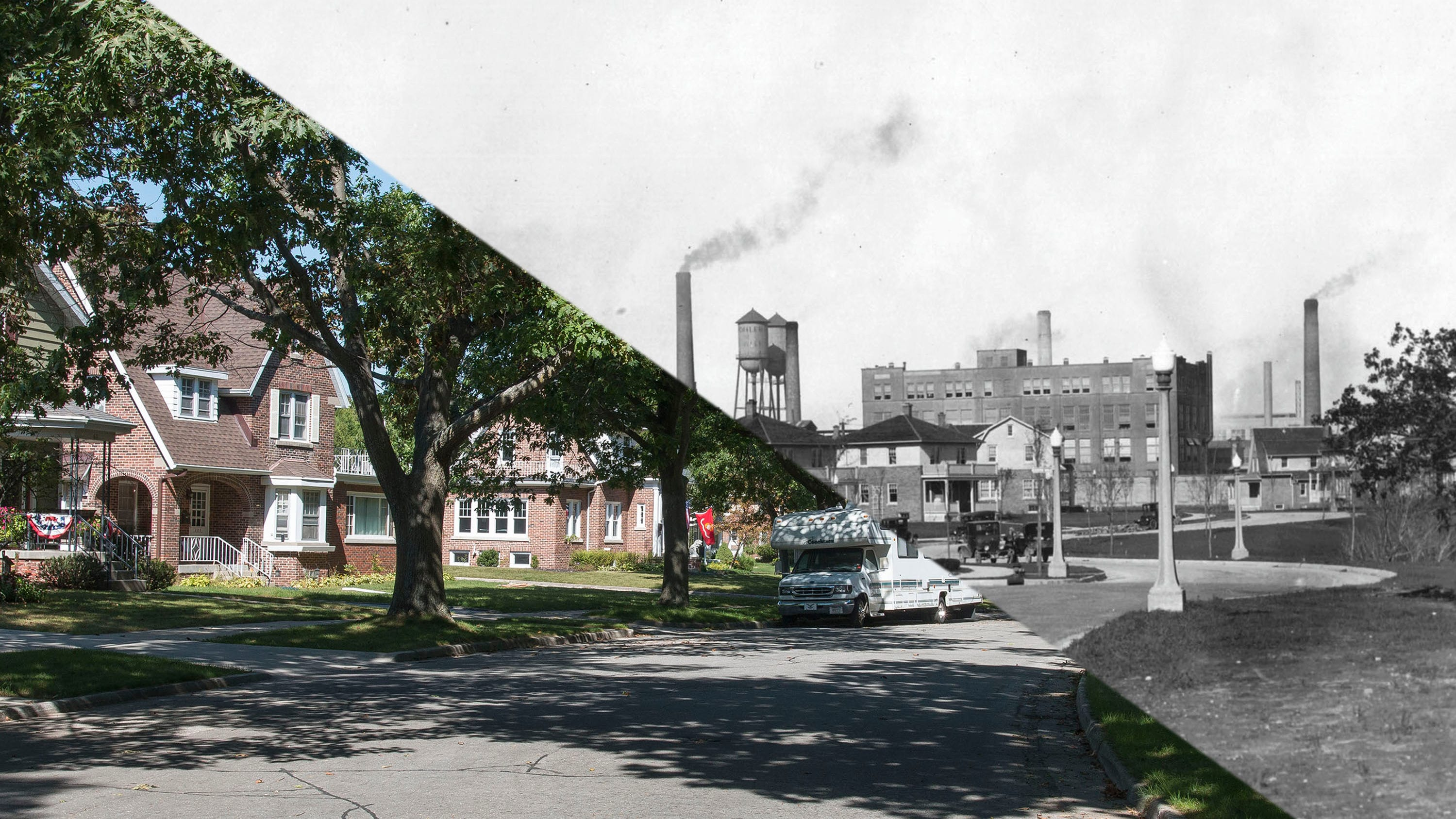 Throwback Thursday | Kohler's East Riverside Drive