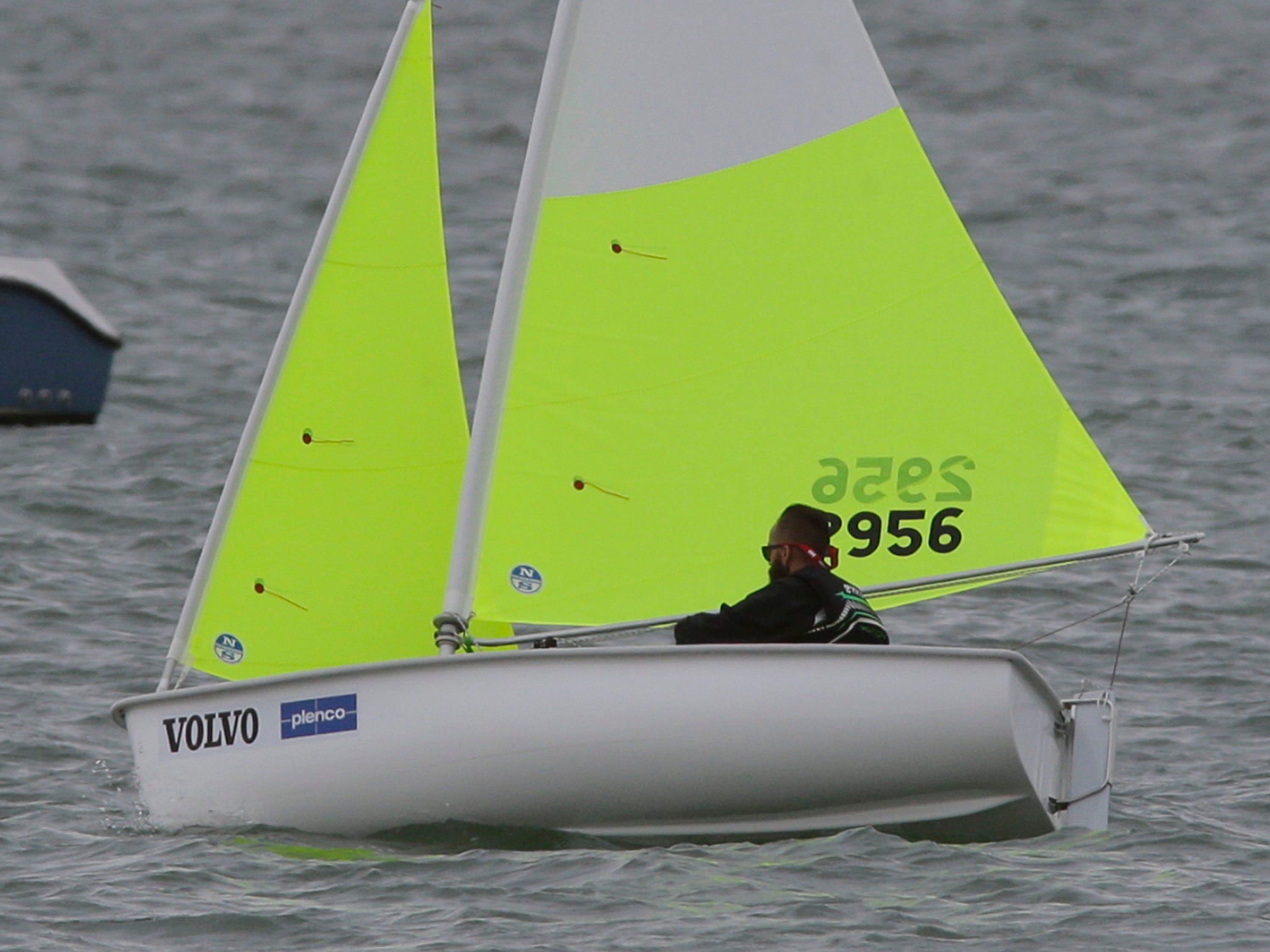 during the Para World Sailing Championships, Tuesday, September 18, 2018, in Sheboygan, Wis.
