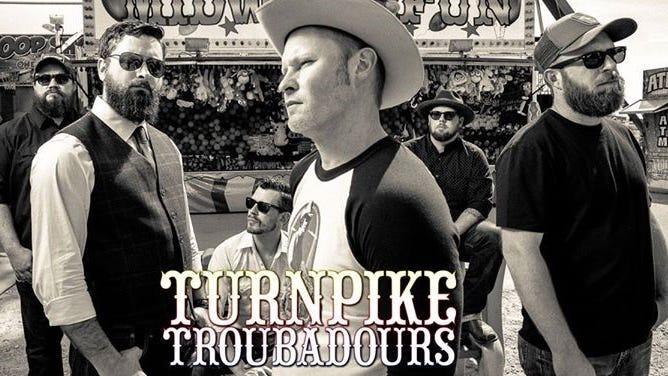 Turnpike Troubadours will perform in Bossier City on Oct. 26.