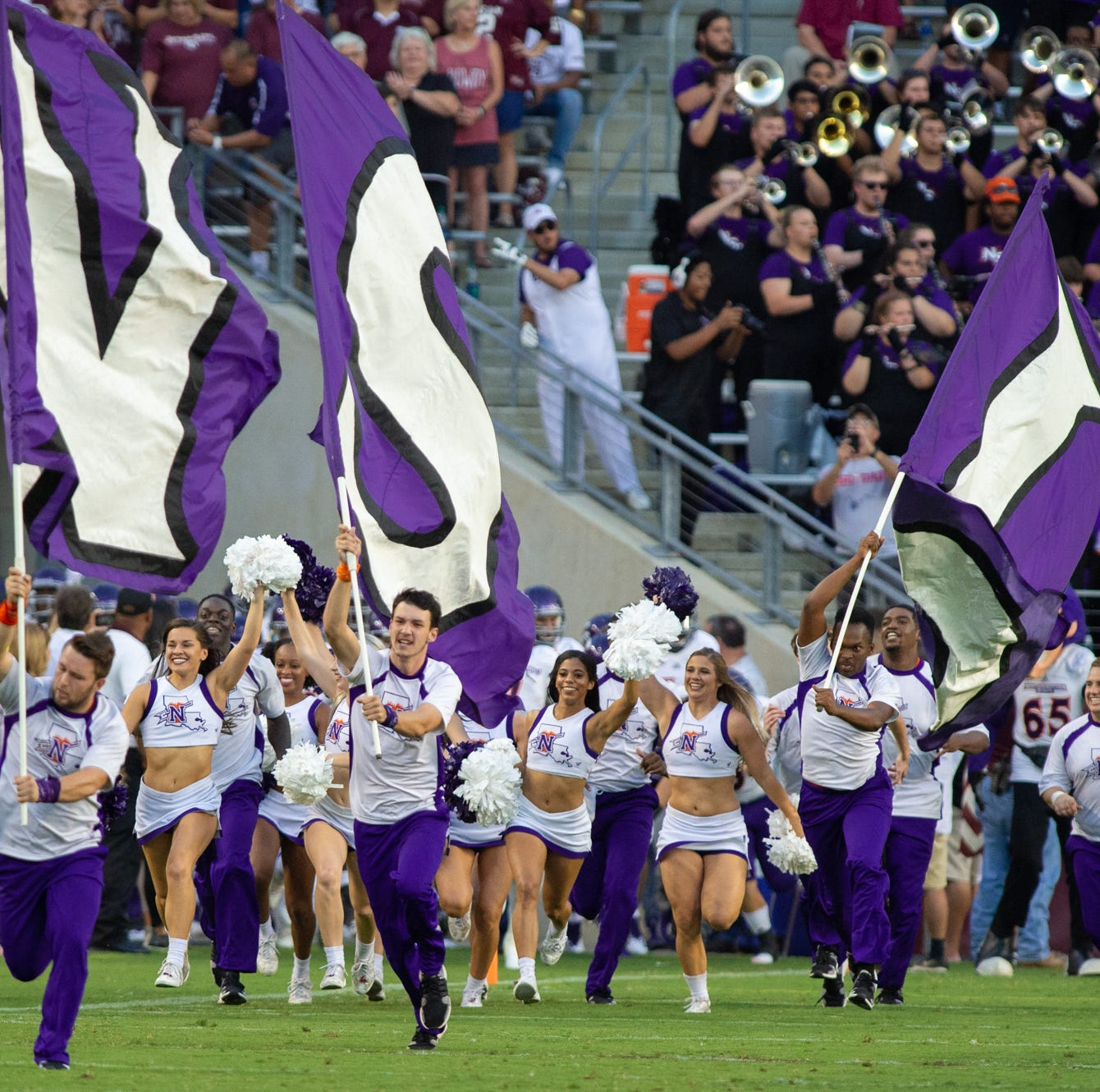 Northwestern State football to play at LSU in 2019