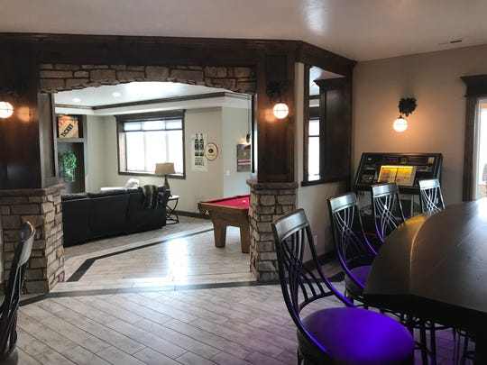2018 Fall Parade of Homes featured home, No. 47, located at 3305 W. Old Yankton Road in Sioux Falls.