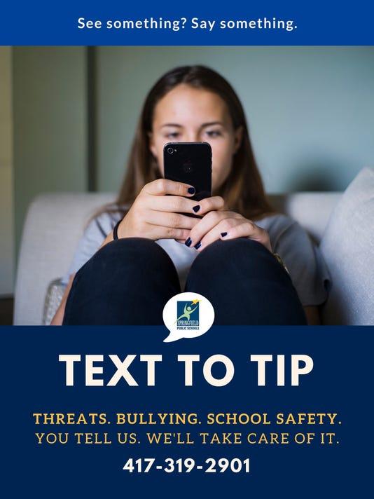 Springfield Public Schools Tip line