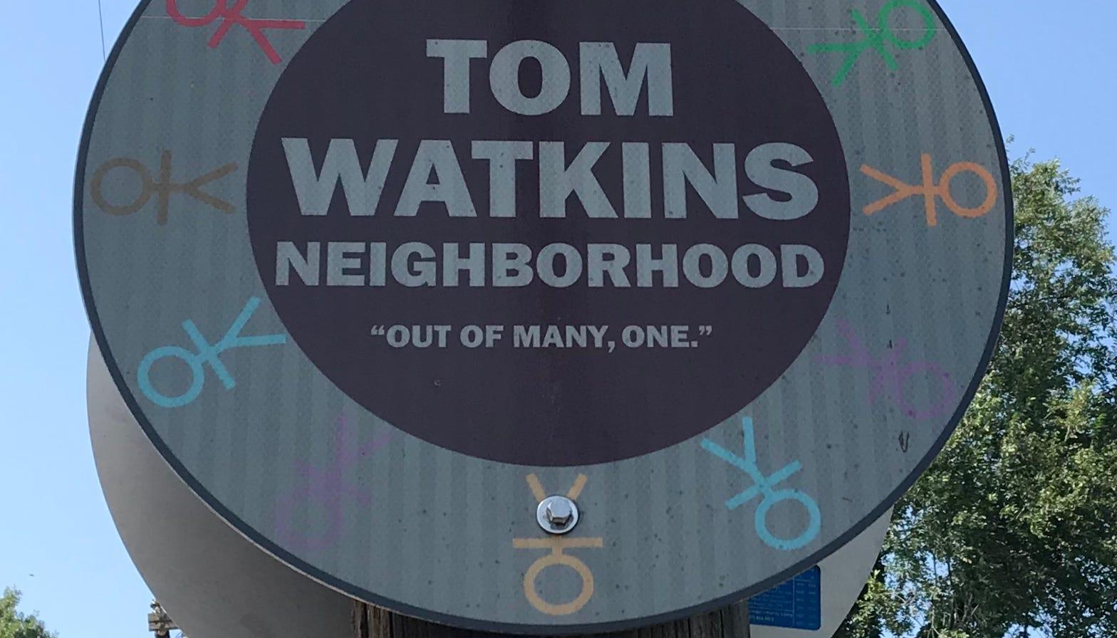 Answer Man: There's a Tom Watkins park, school and neighborhood: Who was Tom Watkins?