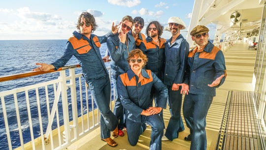Listen to sounds of Top 40 with the Yacht Rock Revue on Friday night.