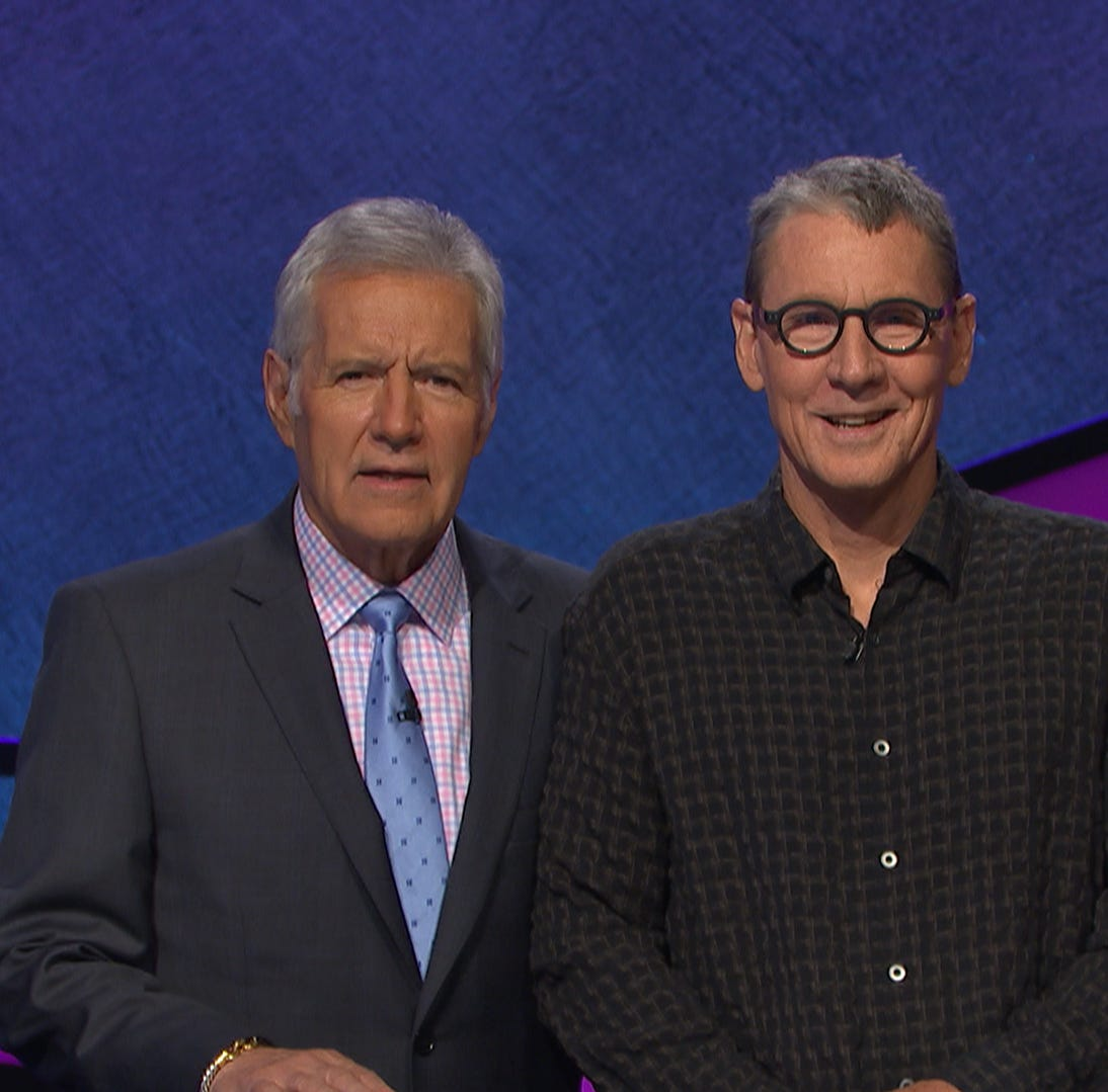 Tallahassee writer Bucky McMahon pops up this week on 'Jeopardy!'