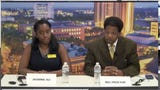 Interview with Editorial Board: Commissioner Bill Proctor and Jasmine Ali, candidates for Leon County Commission, District 1.