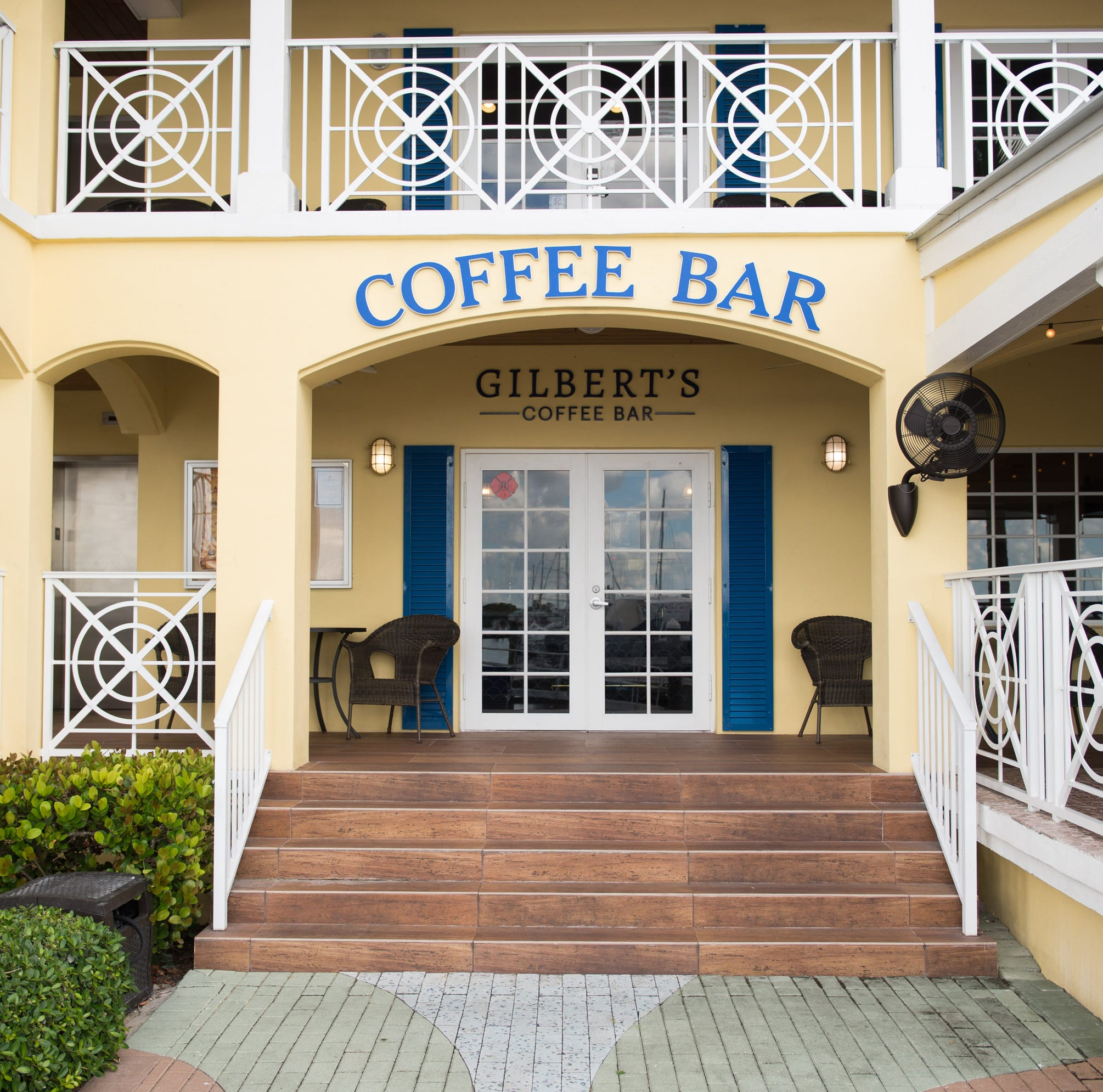 Cool fall places to hangout in Stuart include coffee bar, music venue