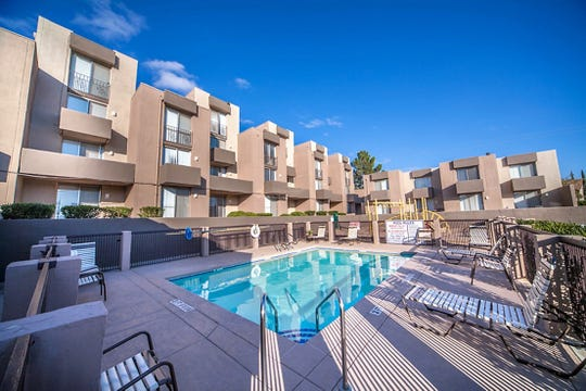 The Z Place apartments at 3334 Zion Lane in North Central El Paso were recently sold to a Dallas investment group.