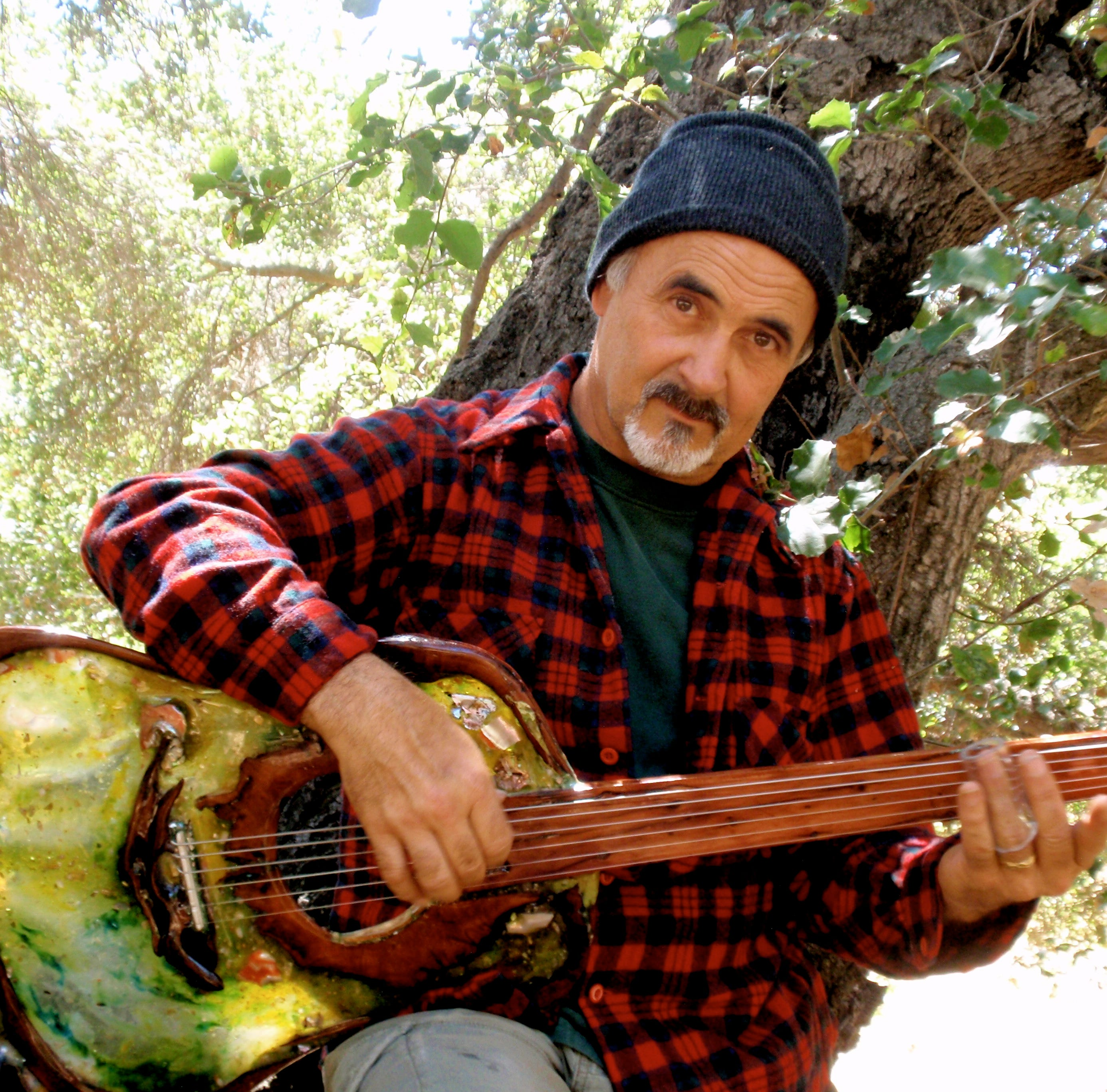 Ojai resident J. Peter Boles will perform at Saturday's folk festival at the Museum of Ventura County's Agriculture Museum in Santa Paula.