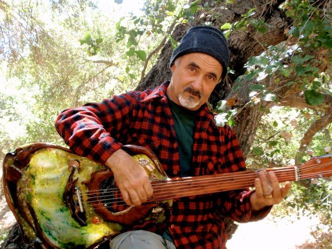 Ojai resident J. Peter Boles will perform at Saturday'sfolk festival at the Museum of Ventura County's Agriculture Museum in Santa Paula.